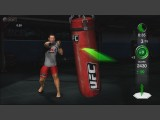 UFC Personal Trainer Screenshot #3 for Xbox 360 - Click to view