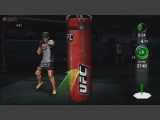 UFC Personal Trainer Screenshot #7 for Xbox 360 - Click to view