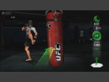 UFC Personal Trainer Screenshot #9 for Xbox 360 - Click to view