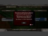 Major League Baseball 2K8 Screenshot #175 for Xbox 360 - Click to view