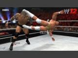 WWE '12 Screenshot #7 for PS3 - Click to view