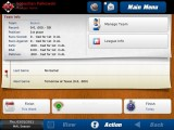 iOOTP Baseball 2011 HD Screenshot #1 for iPad - Click to view