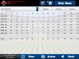 iOOTP Baseball 2011 HD Screenshot #2 for iPad - Click to view