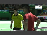 Virtua Tennis 4 Screenshot #3 for PS Vita - Click to view
