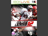 College Lacrosse 2012 Screenshot #1 for Xbox 360 - Click to view