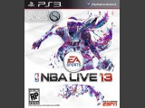 NBA Live 13 Screenshot #1 for PS3 - Click to view