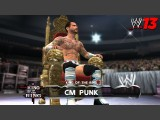WWE 13 Screenshot #33 for Xbox 360 - Click to view