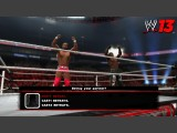 WWE 13 Screenshot #65 for Xbox 360 - Click to view