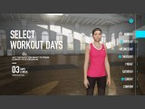 NIKE+ Kinect Training Screenshot #5 for Xbox 360 - Click to view