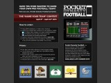 Pocket Dynasty Football Screenshot #1 for iOS - Click to view