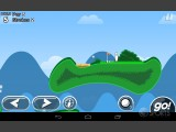 Super Stickman Golf 2 Screenshot #4 for Android - Click to view