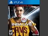 NBA Live 14 Screenshot #1 for PS4 - Click to view