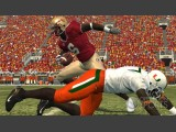 NCAA Football 09 Screenshot #1 for PS3 - Click to view