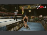 WWE 2K14 Screenshot #33 for PS3 - Click to view