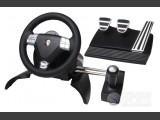 Porsche 911 Turbo Racing Wheel Screenshot #1 for PS3 - Click to view