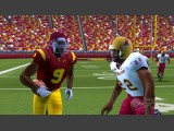 NCAA Football 09 Screenshot #1 for PSP - Click to view