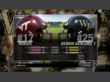 NCAA Football 09 Screenshot #33 for Xbox 360 - Click to view