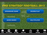 Pro Strategy Football 2013 Screenshot #1 for iOS - Click to view