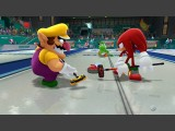 Mario and Sonic At the Winter Olympics Sochi 2014 Screenshot #2 for Wii U - Click to view