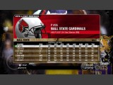 NCAA Football 09 Screenshot #98 for Xbox 360 - Click to view