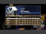 NCAA Football 09 Screenshot #104 for Xbox 360 - Click to view