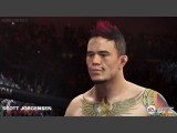 EA Sports UFC Screenshot #27 for PS4 - Click to view