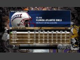 NCAA Football 09 Screenshot #116 for Xbox 360 - Click to view