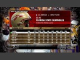 NCAA Football 09 Screenshot #118 for Xbox 360 - Click to view