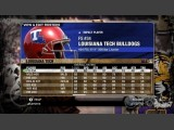 NCAA Football 09 Screenshot #133 for Xbox 360 - Click to view