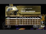 NCAA Football 09 Screenshot #167 for Xbox 360 - Click to view