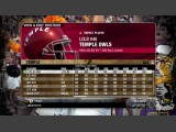 NCAA Football 09 Screenshot #178 for Xbox 360 - Click to view
