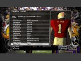 NCAA Football 09 Screenshot #221 for Xbox 360 - Click to view