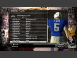 NCAA Football 09 Screenshot #230 for Xbox 360 - Click to view