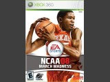 NCAA March Madness 08 Screenshot #9 for Xbox 360 - Click to view