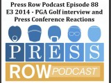 Press Row Podcast Screenshot #1 for Sports - Click to view
