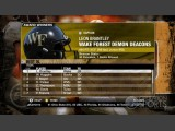 NCAA Football 09 Screenshot #321 for Xbox 360 - Click to view