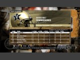 NCAA Football 09 Screenshot #365 for Xbox 360 - Click to view