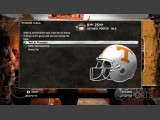 NCAA Football 09 Screenshot #372 for Xbox 360 - Click to view