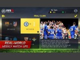 FIFA 15 Ultimate Team Mobile Screenshot #2 for iPhone, iPad, Android, iOS - Click to view