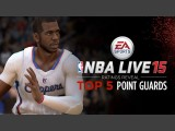 NBA Live 15 Screenshot #126 for PS4 - Click to view