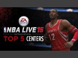 NBA Live 15 Screenshot #150 for PS4 - Click to view