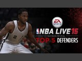 NBA Live 15 Screenshot #189 for PS4 - Click to view