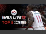 NBA Live 15 Screenshot #232 for PS4 - Click to view