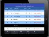 Pro Strategy Football 2014 Screenshot #2 for iPhone, iPad, iOS - Click to view
