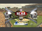 NCAA Football 09 Screenshot #483 for Xbox 360 - Click to view