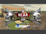 NCAA Football 09 Screenshot #484 for Xbox 360 - Click to view