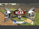 NCAA Football 09 Screenshot #485 for Xbox 360 - Click to view