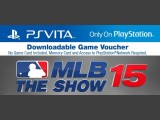 MLB 15 The Show Screenshot #1 for PS Vita - Click to view