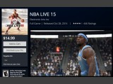 NBA Live 15 Screenshot #316 for PS4 - Click to view