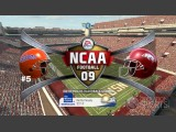 NCAA Football 09 Screenshot #599 for Xbox 360 - Click to view